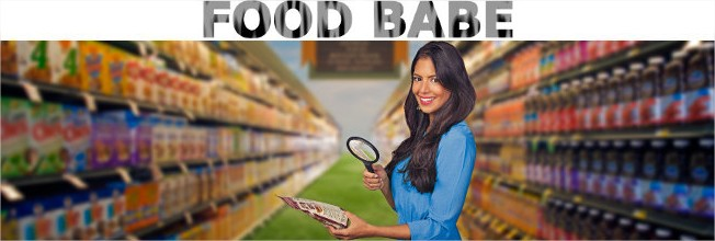 Food Babe  Welcome to Food Babe! - Mozilla Firefox