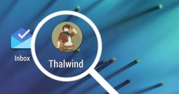 Tutoriel mobile Thalwind