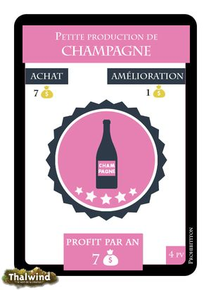 Champagne - Prohibition