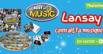 Nouveauté de Lansay avec Best of Music
