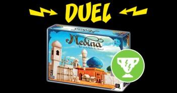 Medina - Vainqueur du Duel