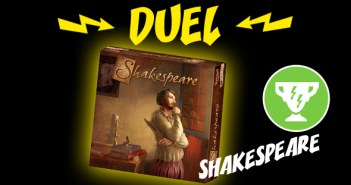 Shakespeare remporte le Trophée Duel