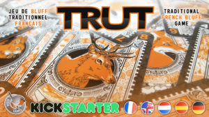 Le TRUT - Jeu de bluff