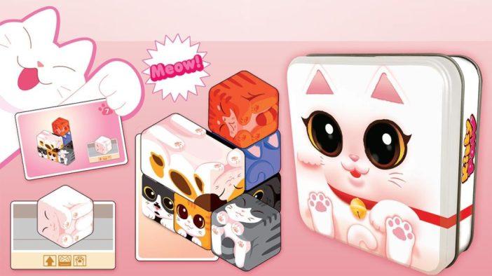 Kitty Paw - Boîte du jeu