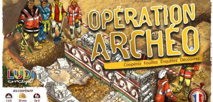 Opération Archéo