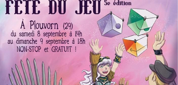 Fête du Jeu - 5ème édition à Plouvorn