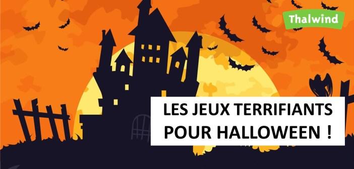 Les jeux pour Halloween