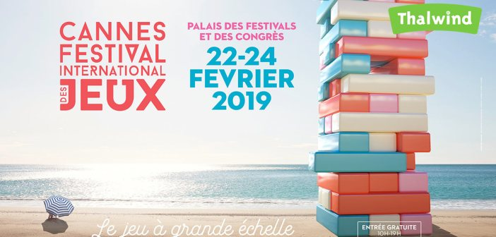 Le Festival International des Jeux – 33ème édition