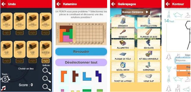 Gigamic Adds en application mobile
