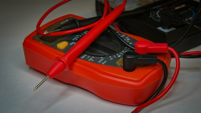 ohmmeter 5699343 1920 - Do Not PAT test your Lutech monitor - under ANY circumstances