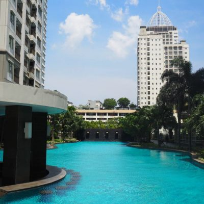 Pool-in-Thamrin-Residences thamrin residences Apartment Thamrin Residence Pool in Thamrin Residences 400x400