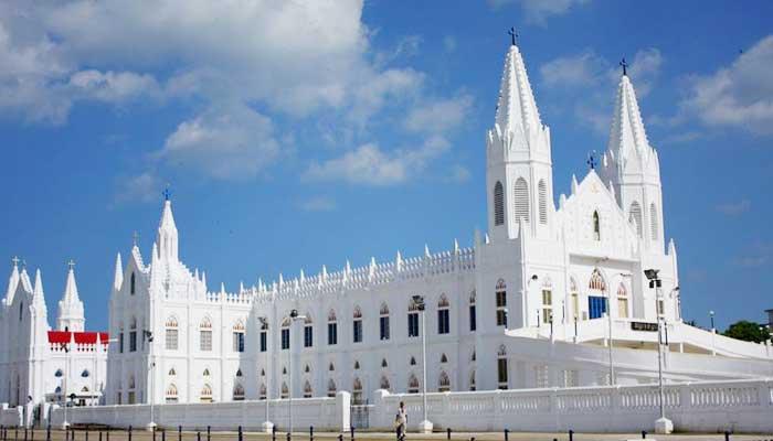 Our Lady Of Velankanni Thanjavur Tourism