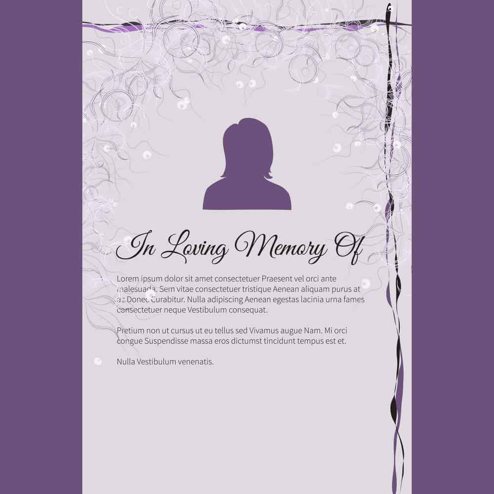 Sending all the people an appreciation card for the funeral check out etsy for more funeral thank you card izmirmasajfo