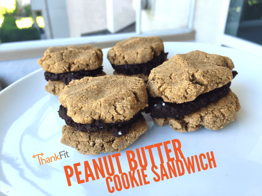 Guilt Free Peanut Butter Cookie Recipe
