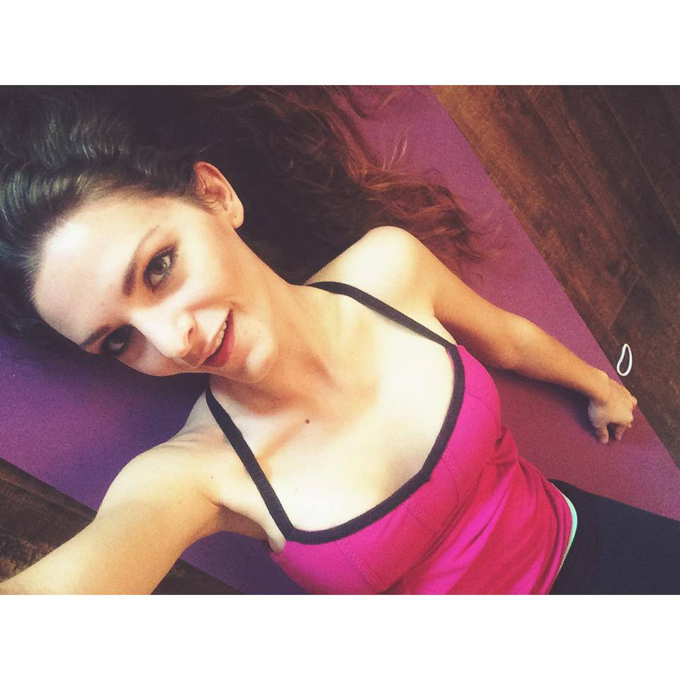 Getting Fit With Pilates & Yoga