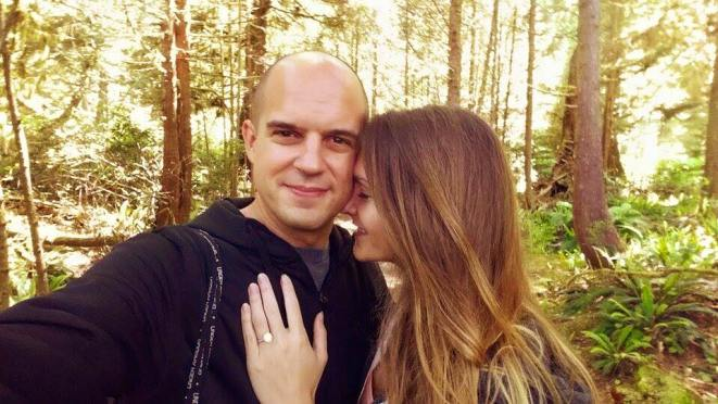 Trevor Kucheran & Kashlee Engaged