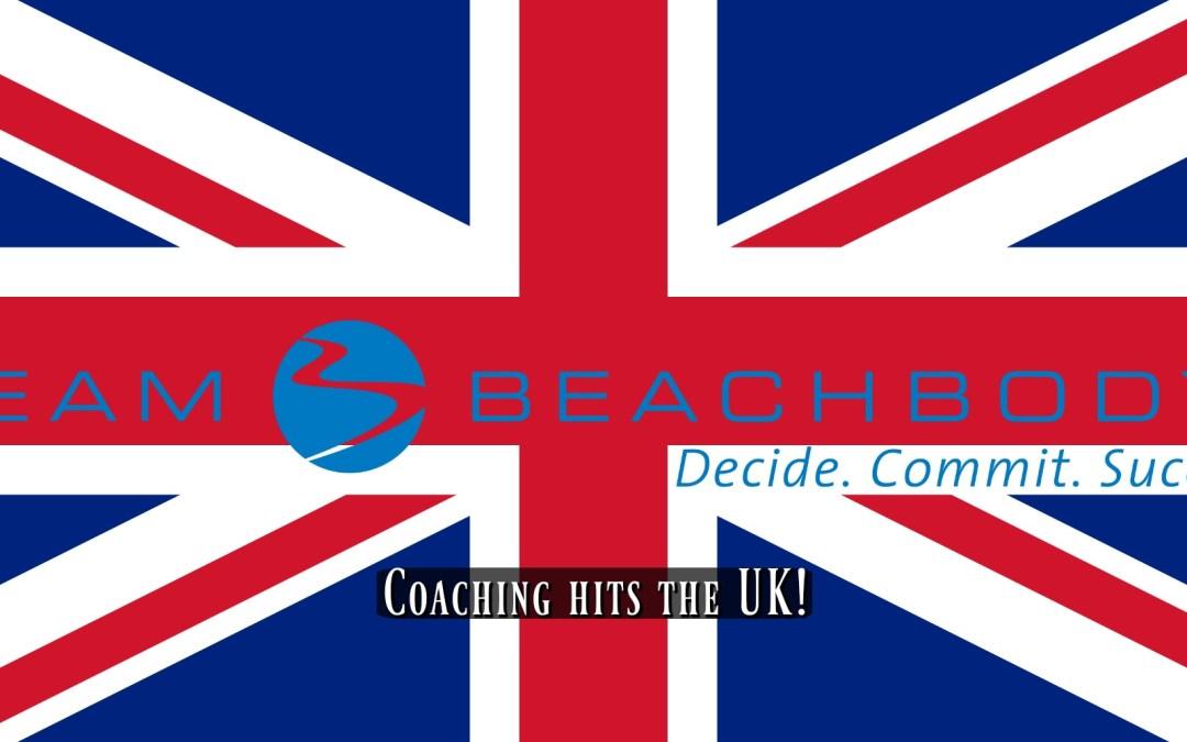 Become a Team Beachbody Coach in the UK