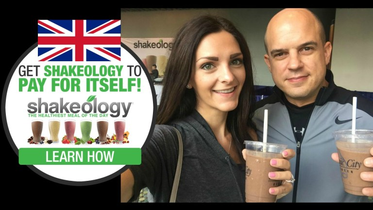 Buy Shakeology in the UK Coaching