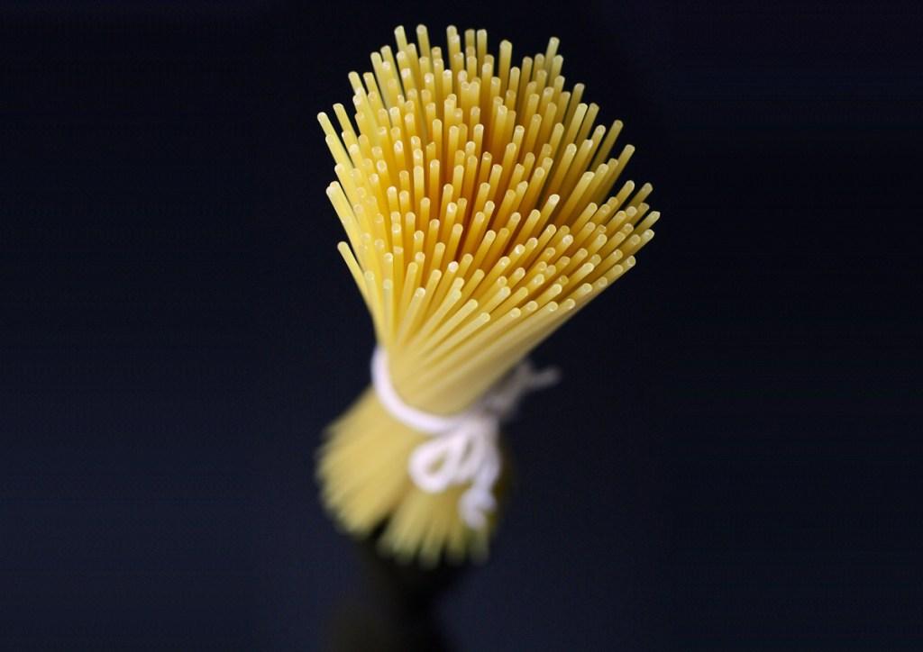 Trefoil and Shimeji Mushroom Pasta