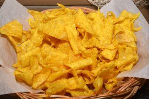 deep fried wontons