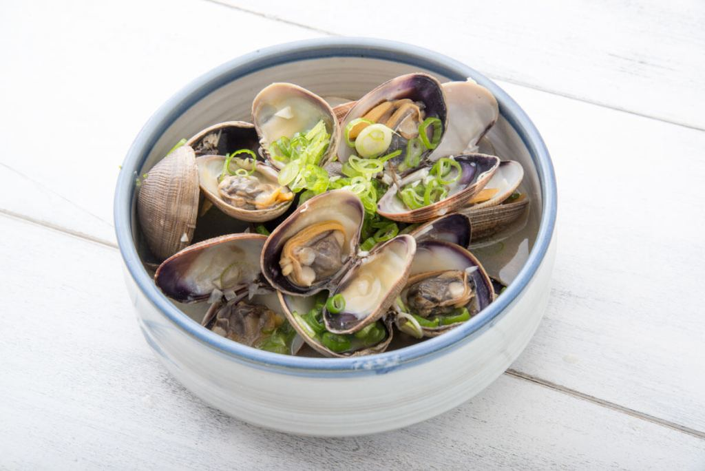 japanese clams recipe