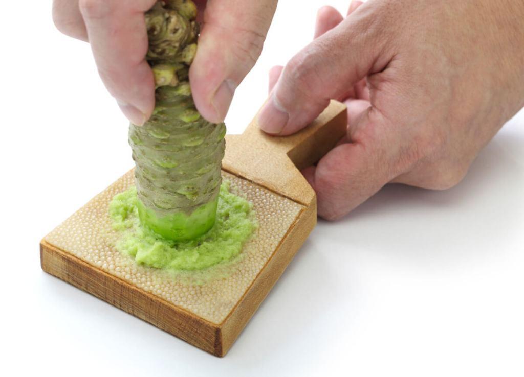 Wasabi japanese palate