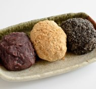 Ohagi japanese sweet treat recipe