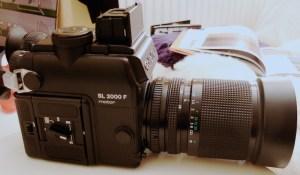 Rolleiflex SL 2000 F motor