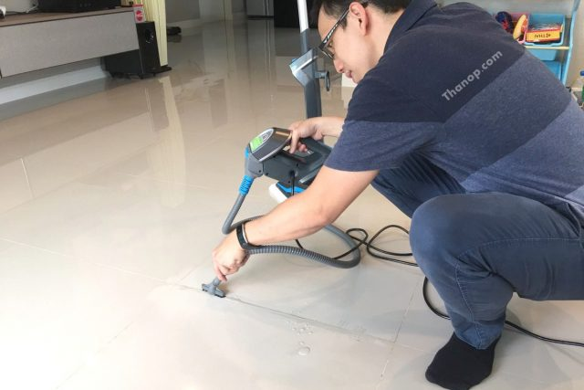 BISSELL PowerFresh Lift-Off Cleaning Tile Grout