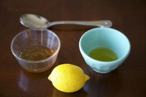 نتيجة بحث الصور عن ماسك الليمون مع العسل وزيت الزيتون