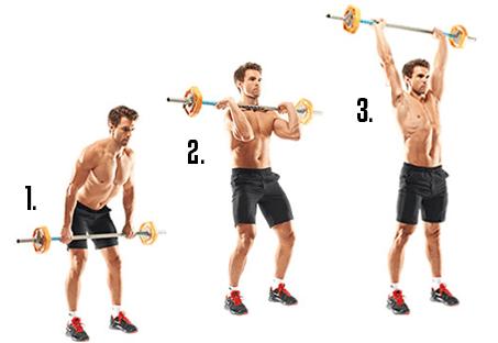 10 تمارين تعمل علي تقوية عضلات الكتف3