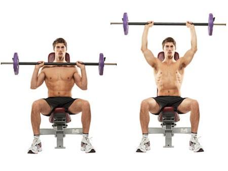 10 تمارين تعمل علي تقوية عضلات الكتف4