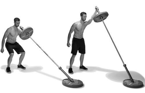 10 تمارين تعمل علي تقوية عضلات الكتف5