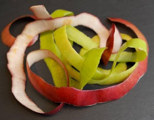 فوائد قشر التفاح للصحة