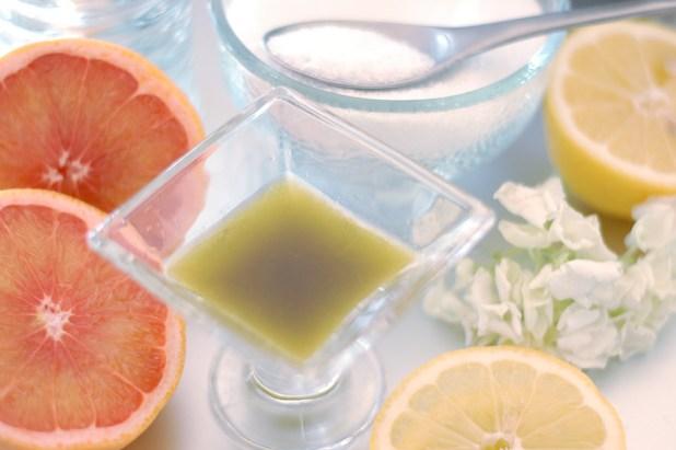 تأثير عصير الجريب فروت المدهش مع زيت الزيتون علي الجسم1