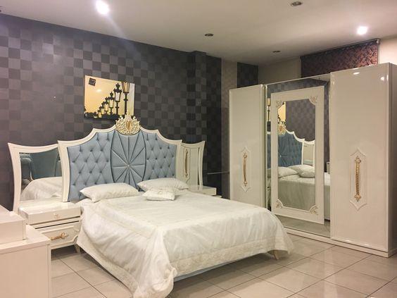 غرف نوم للزوجين بالصور