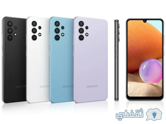 Samsung E32 phone colors
