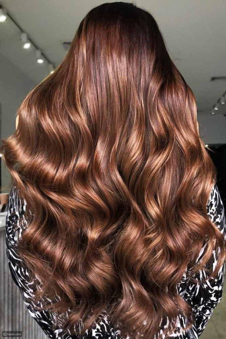 وصفات لصبغ الشعر بشكل طبيعي بجميع درجات الألوان الجديدة بطريقة آمنة وسهلة