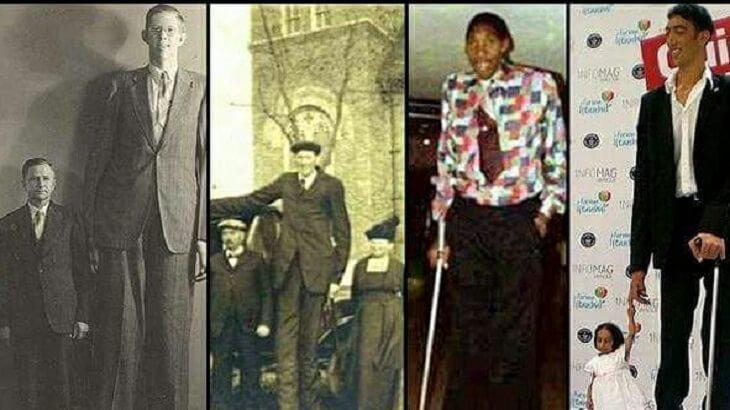 اطول 7 رجال في العالم تعرف عليهم