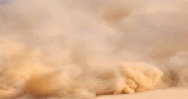 دعاء الريح والعواصف والغبار مكتوب بالتفصيل
