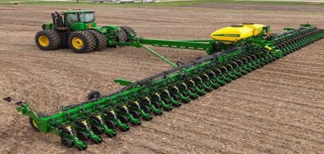 بحث عن التكنولوجيا الزراعية الحديثة معلومة ثقافية