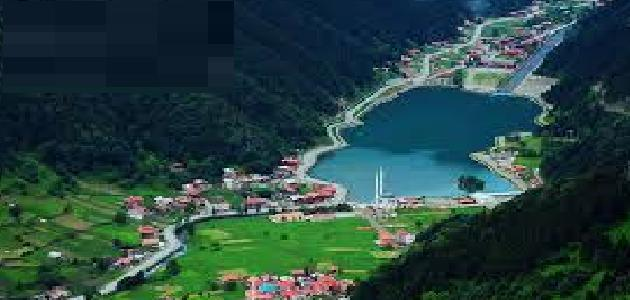 Turkey's most famous cities and tourist north The most famous and most famous cities of northern Turkish tourist