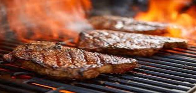 تفسير اللحم المشوي في المنام معلومة ثقافية