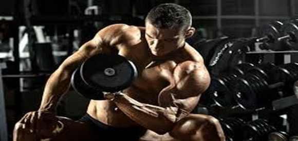 كيف ازيد من حجم عضلات الذراعين