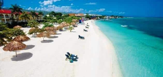 اين تقع جامايكا في اي قاره معلومة ثقافية