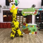 Balloon Giraffe Decoration