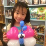 Balloon Butterfly