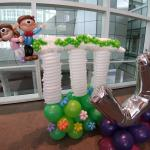 Marina Bay Sands Balloon Sculpture