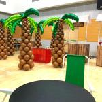 Balloon Coconut Tree