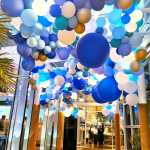 Organic Balloons Decor